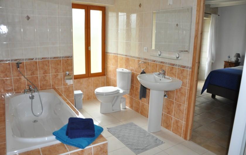 Location de vacances - Chambre d'hôtes à Margueron - Chambre d'hôtes Authenticité