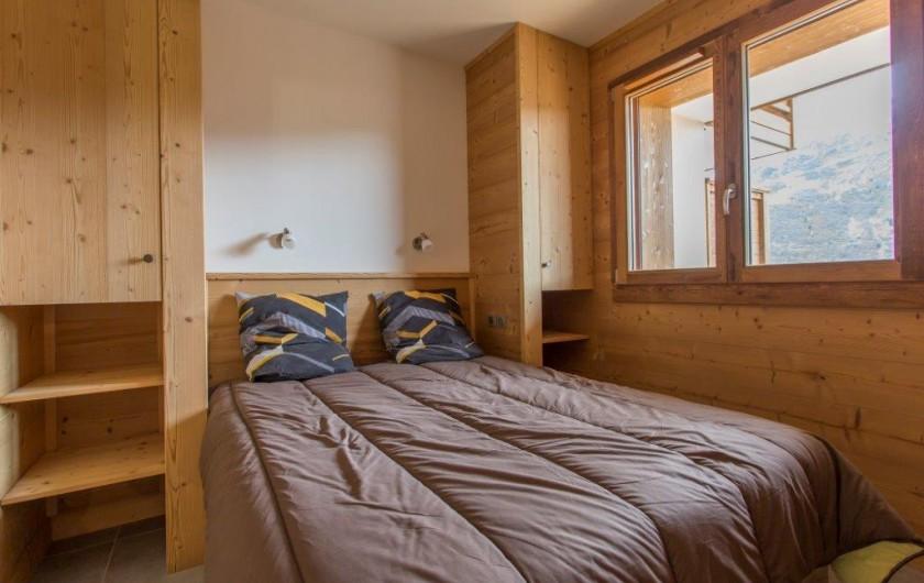 Location de vacances - Appartement à Valmeinier