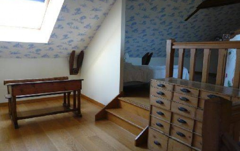 Location de vacances - Maison - Villa à Saint-Rémy-du-Plain