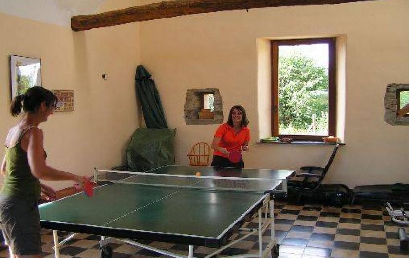 Location de vacances - Gîte à Ramelot