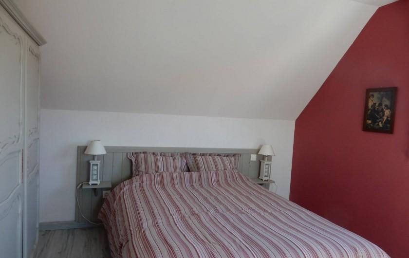 Location de vacances - Gîte à Port-le-Grand - CHAMBRE  3 (lit en 160x200)