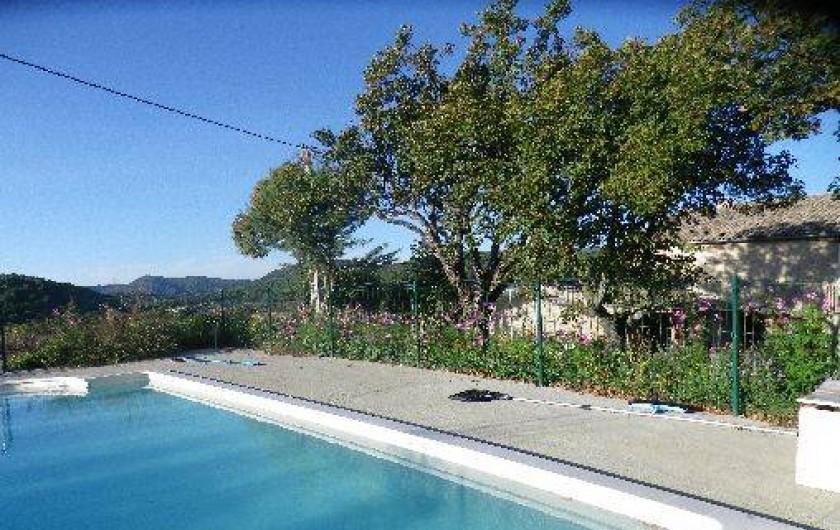Location de vacances - Gîte à Entrechaux