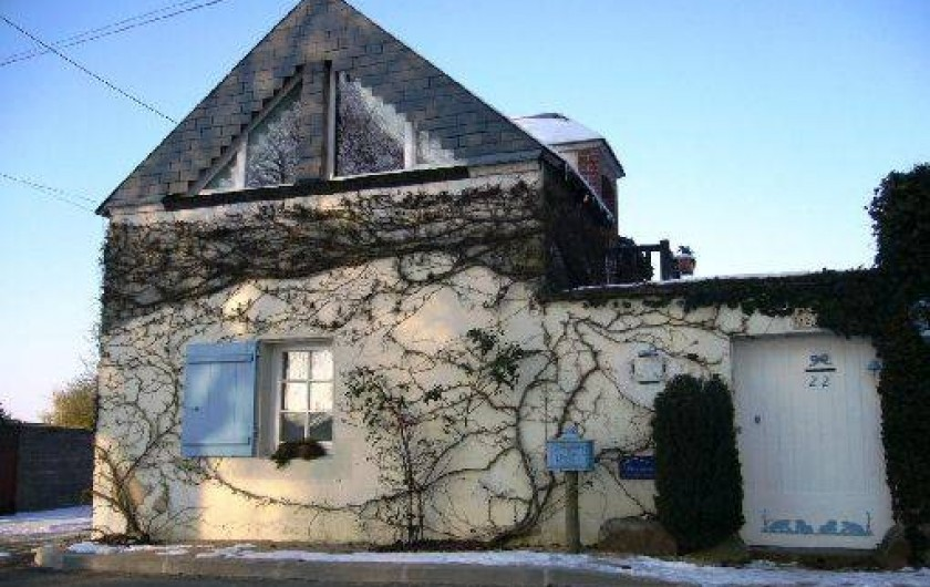 Location de vacances - Chambre d'hôtes à Mittainville