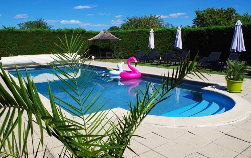 Location de vacances - Chambre d'hôtes à Senouillac