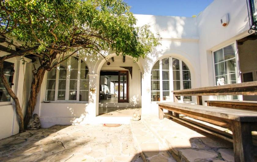Location de vacances - Villa à Cala Llonga