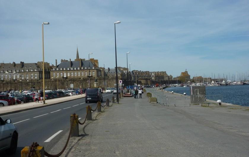 Location de vacances - Gîte à Pléven - Saint-Malo