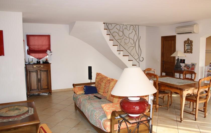 Location de vacances - Villa à La Seyne-sur-Mer
