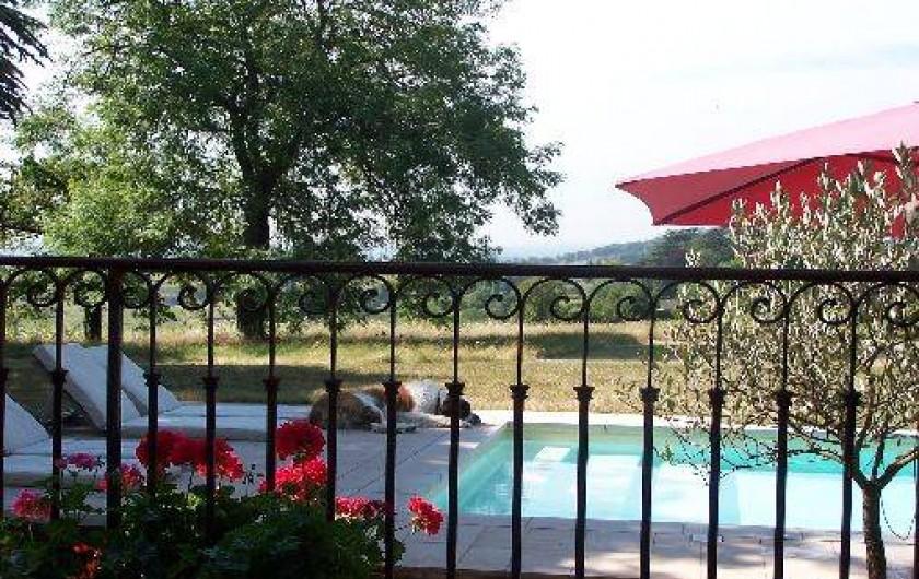 Location de vacances - Chambre d'hôtes à Pommiers