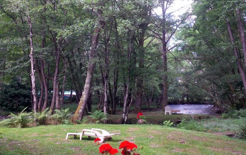Location de vacances - Gîte à Quarré-les-Tombes