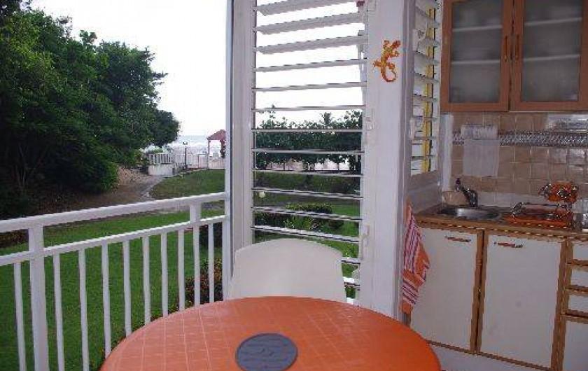 Location de vacances - Studio à Saint-François