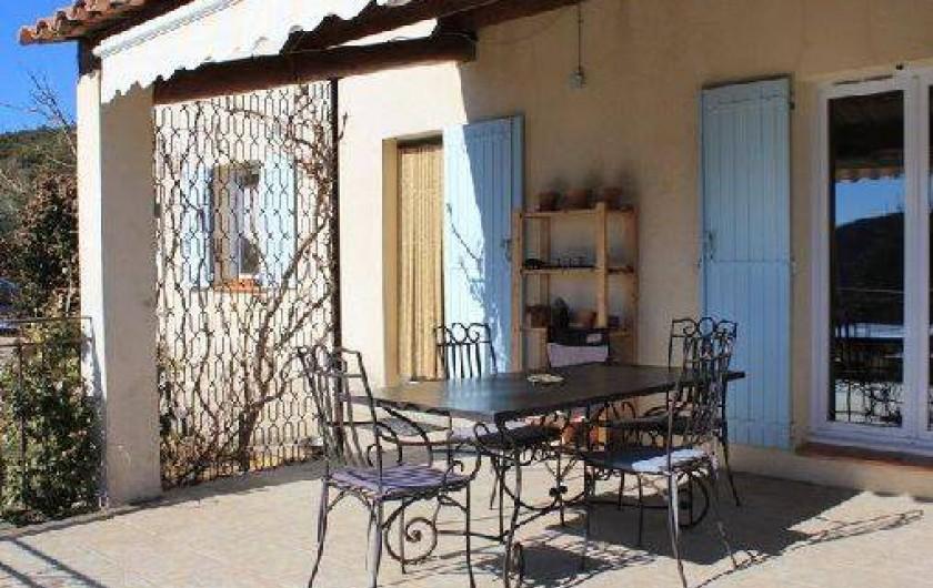 Location de vacances - Maison - Villa à Oraison