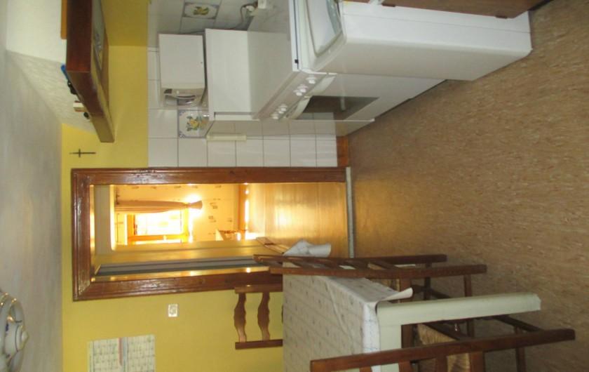 Location de vacances - Mas à Eguisheim - cuisine