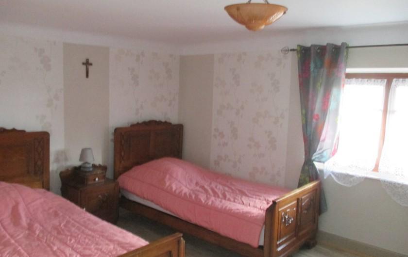 Location de vacances - Mas à Eguisheim - chambre 3