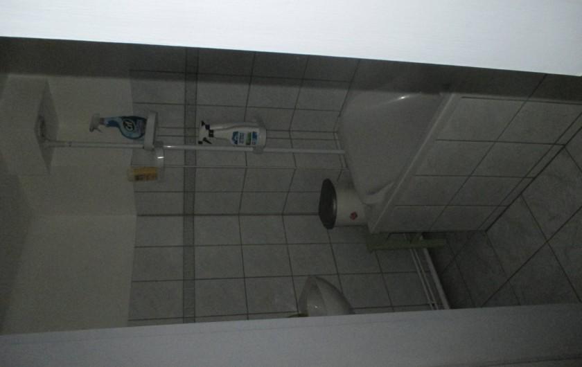 Location de vacances - Mas à Eguisheim - salle de bains