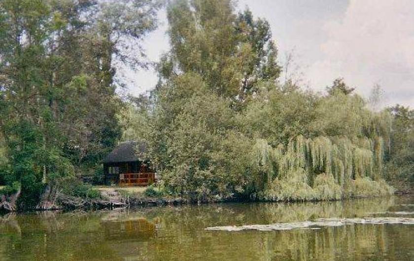 Location de vacances - Chalet à Ailly-sur-Somme