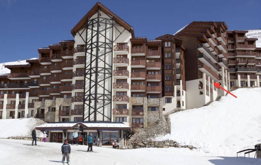 Location de vacances - Appartement à La Plagne - Residence