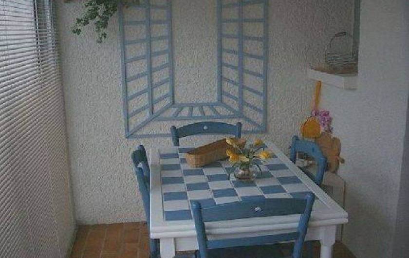 Location de vacances - Appartement à Vaux-sur-Mer