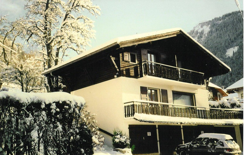 Location de vacances - Appartement à Morzine - Chalet Marollet - 2 appartements 5 personnes