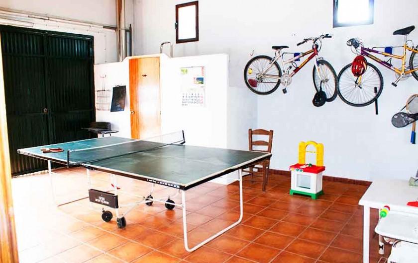 Location de vacances - Villa à Carcabuey - ENTORNO