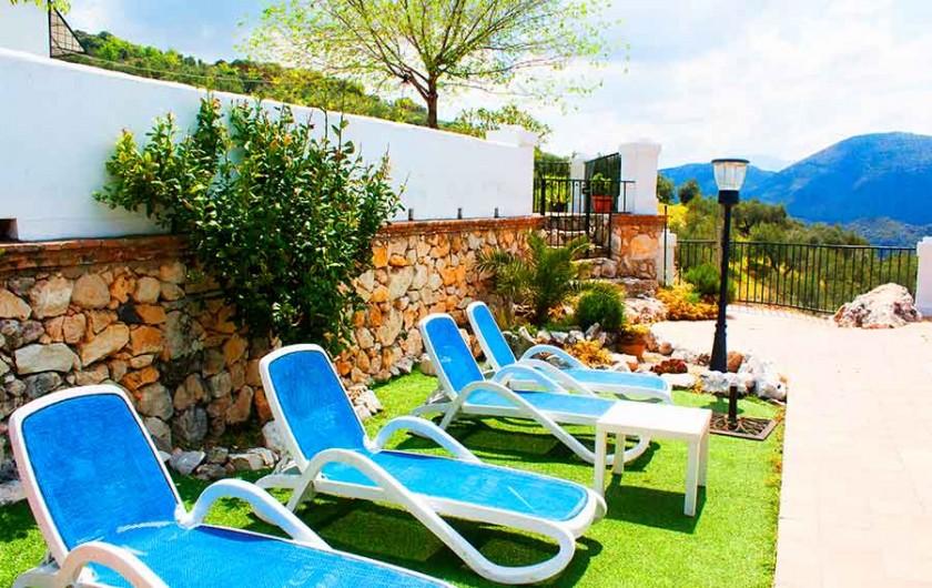 Location de vacances - Villa à Carcabuey - TUMBONAS