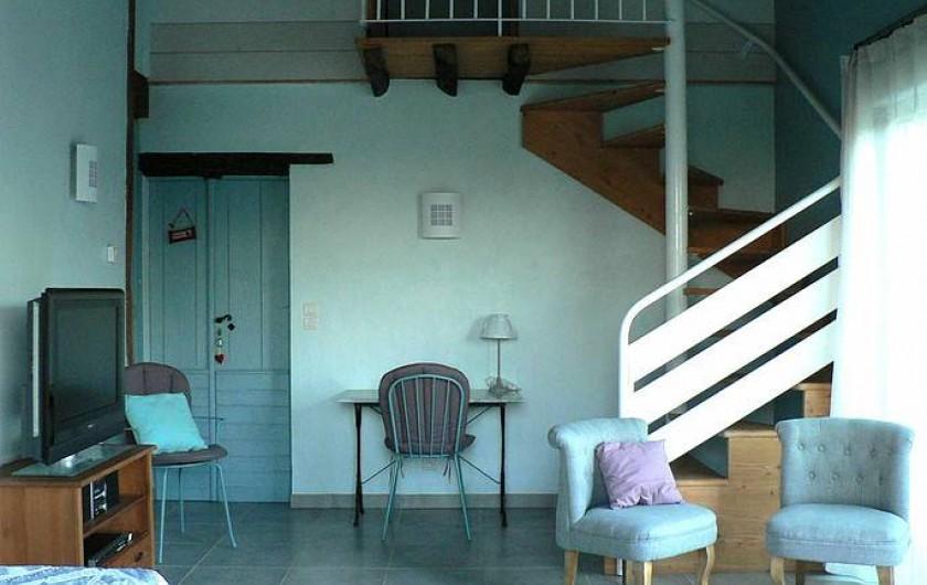 Location de vacances - Gîte à Ossages - Gîte Four à Pain