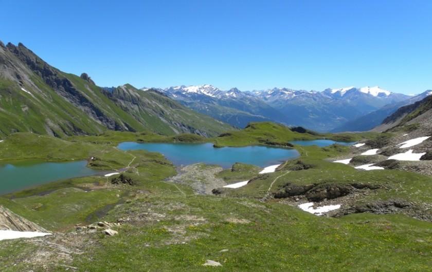 Location de vacances - Appartement à Faverges - Les cinq lacs de Forclaz