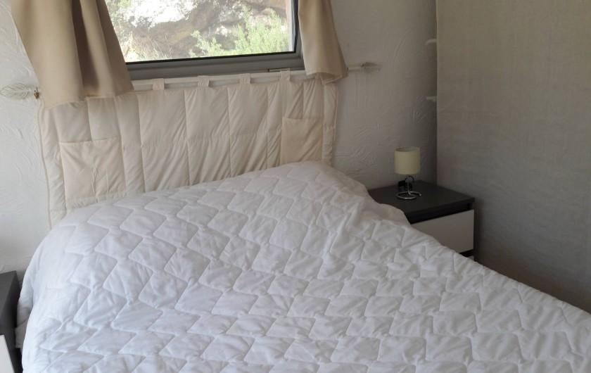 Location de vacances - Maison - Villa à Montauroux - chambre