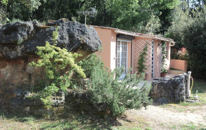 Location de vacances - Maison - Villa à Montauroux - gite, avec cloisons amovibles