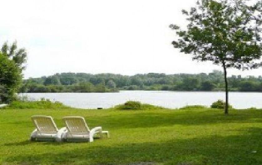 Location de vacances - Villa à Éclusier-Vaux