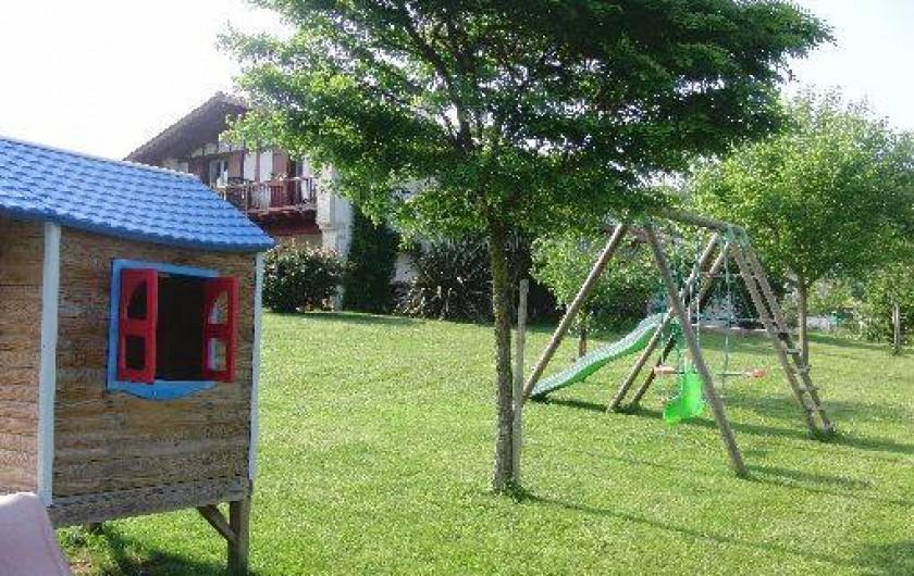 Location de vacances - Chambre d'hôtes à Sare