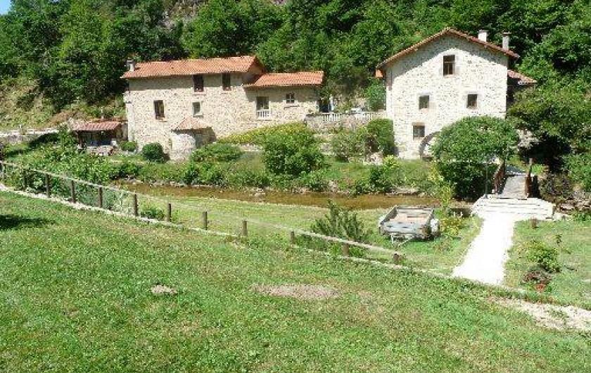 Location de vacances - Chambre d'hôtes à Puy-Guillaume