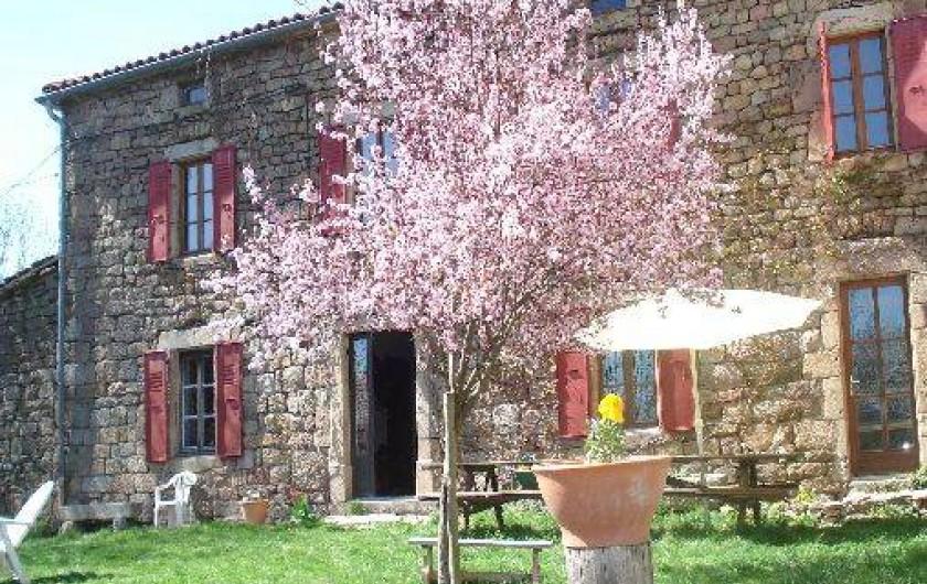 Location de vacances - Gîte à Naussac
