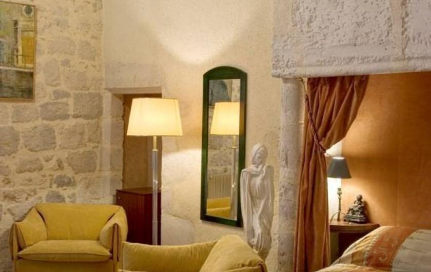 Location de vacances - Maison - Villa à Fourcès - Suite au chateau 2