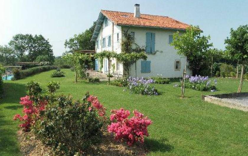 Location de vacances - Chambre d'hôtes à Biarritz
