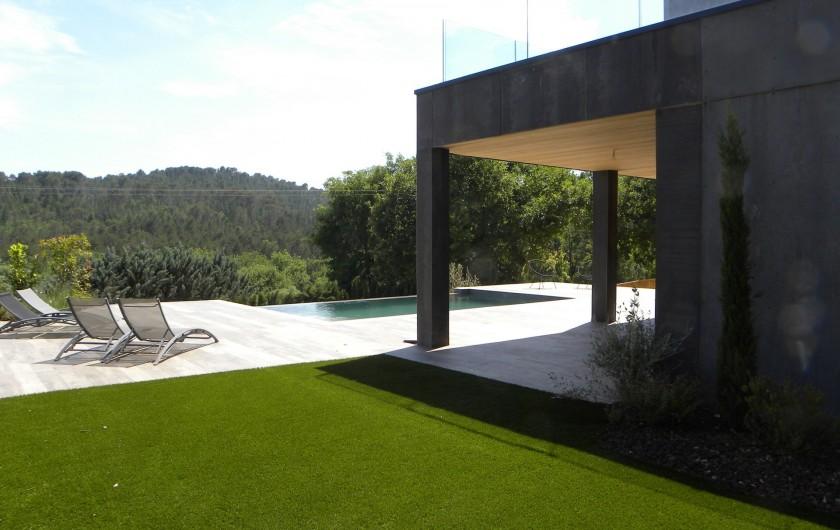 Location de vacances - Villa à Callian - Extérieur