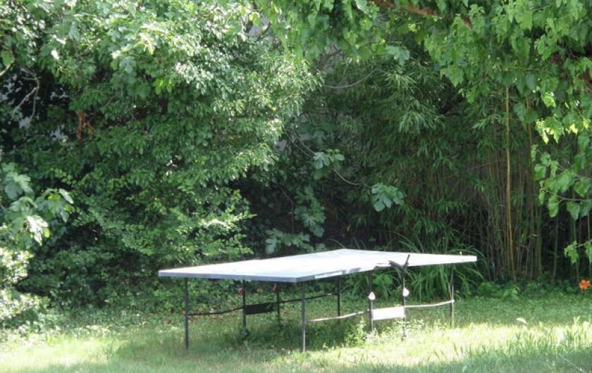 Location de vacances - Gîte à Lablachère