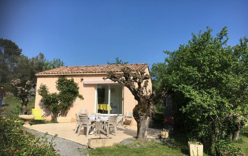 Location de vacances - Gîte à Lablachère - gite 4 pers