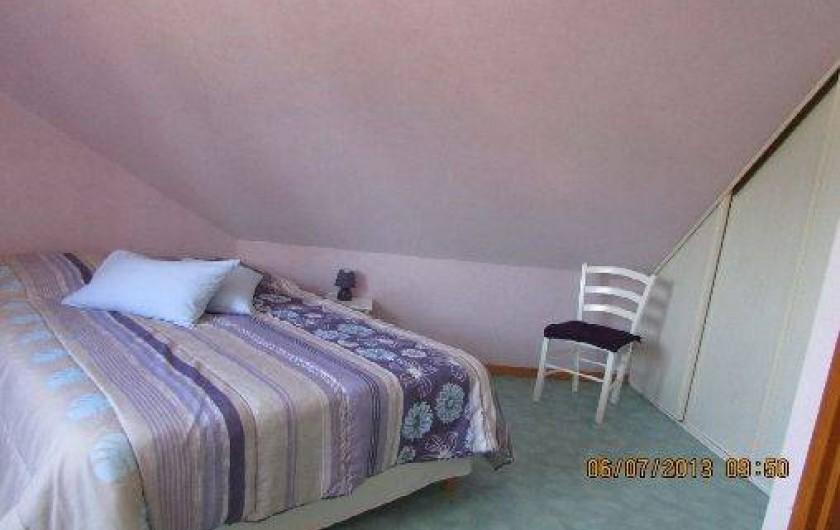 Location de vacances - Appartement à Wintzenheim - chambre 1