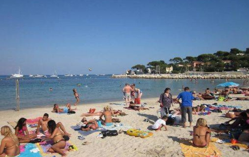 Location de vacances - Appartement à Antibes