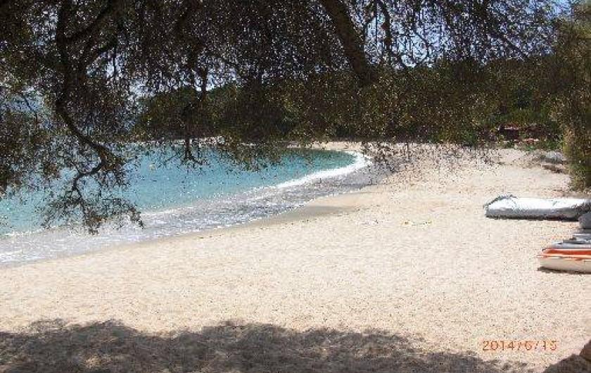 Location de vacances - Villa à Olmeto