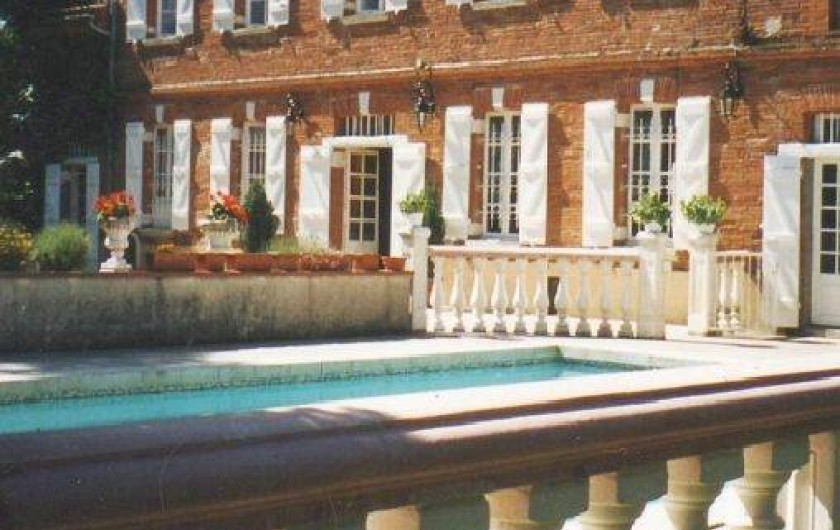 Location de vacances - Château - Manoir à Toulouse