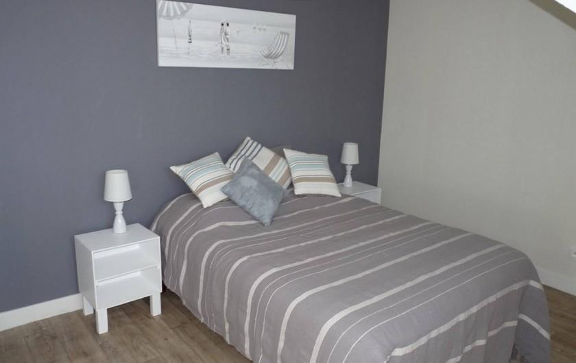 Location de vacances - Villa à Fort-Mahon-Plage - Chambre 4 étage