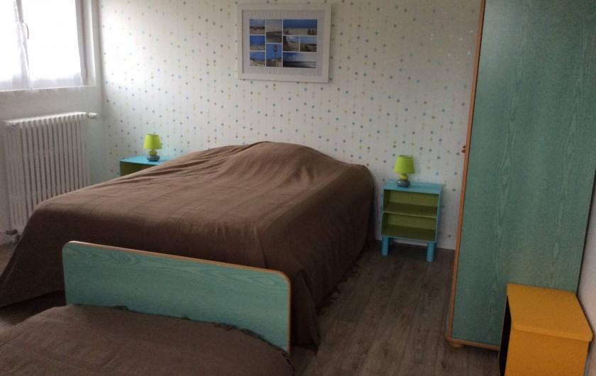 Location de vacances - Villa à Fort-Mahon-Plage - Chambre 5 étage