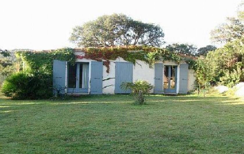 Location de vacances - Chambre d'hôtes à Pianottoli-Caldarello