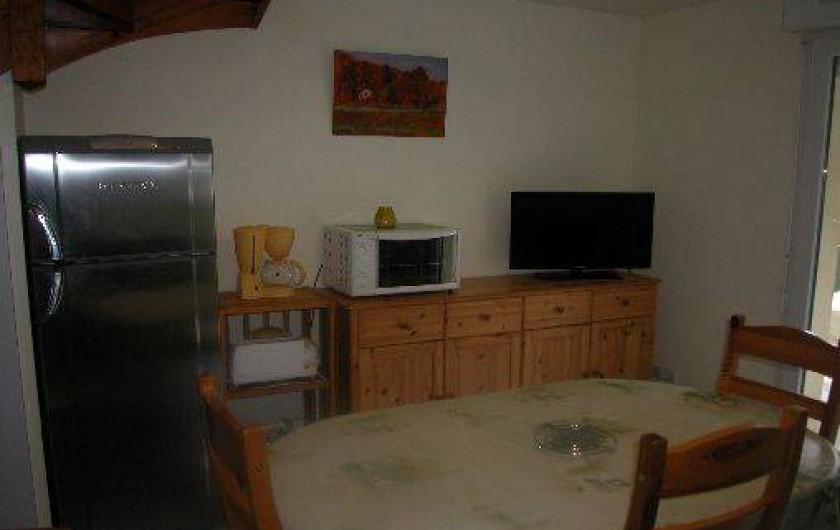 Location de vacances - Appartement à Esquièze-Sère