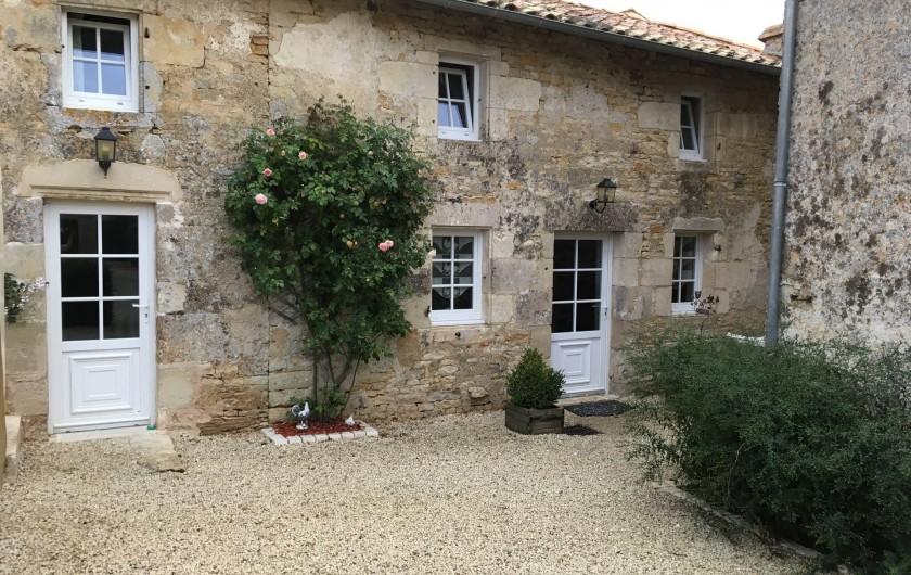 Location de vacances - Gîte à Xaintray - La Maison de Margot