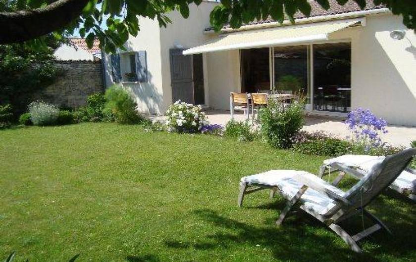 Location de vacances - Villa à Saint-Xandre