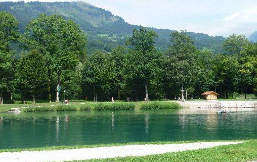 Location de vacances - Gîte à Morillon