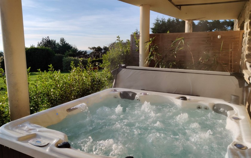Location de vacances - Villa à Barneville-Carteret - Spa