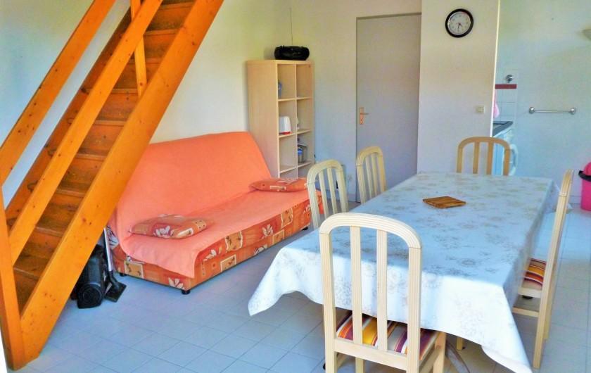 Location de vacances - Maison - Villa à Vic-la-Gardiole - 119-le séjour salle à manger
